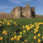 Caerphilly Castle will open for free on St David's Day