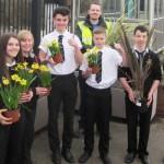 Newbridge School pupils have taken part in the Big Spring Clean 2015