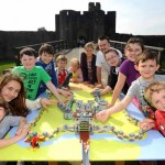 YOUNG ENGINEERS: More than 100 children took part in workshops over Easter