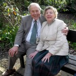 CONGRATULATIONS: Norman and Christine Letheren have been married for 60 years