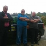 """ANGRY: Caerphilly Taxi Drivers' Association claim """"inconsistent"""" checks are ruining their trade"""