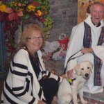 BLESSED: Beryl Handford, Julius, and Father Matthews