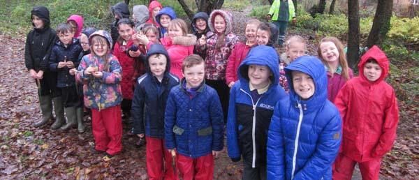 Penllwyn Primary Pupils