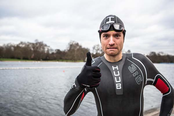 BBC Radio 1's Greg James, is facing his toughest challenge yet with the Radio 1 Gregathlon for Sport Relief.