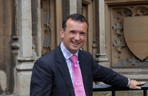 Secretary of State for Wales, Alun Cairns MP