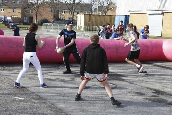 street games for kids