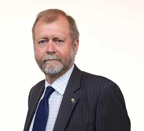 Gwent PCC Jeff Cuthbert