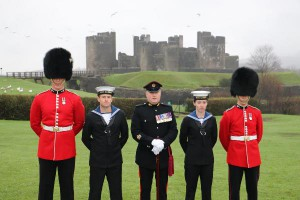 There's plenty on offer at Caerphilly's Armed Forces Day on Saturday June 25