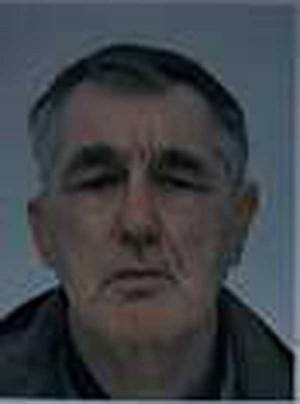 Robert Evans, 70, has been reported as missing