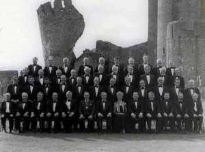 Caerphilly Male Voice Choir to celebrate 110th anniversary ...