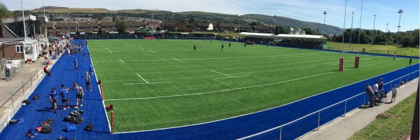 HOME SWEET HOME: South Wales Ironmen will be playing their fixtures at Wern Sports Park in Merthyr from 2017