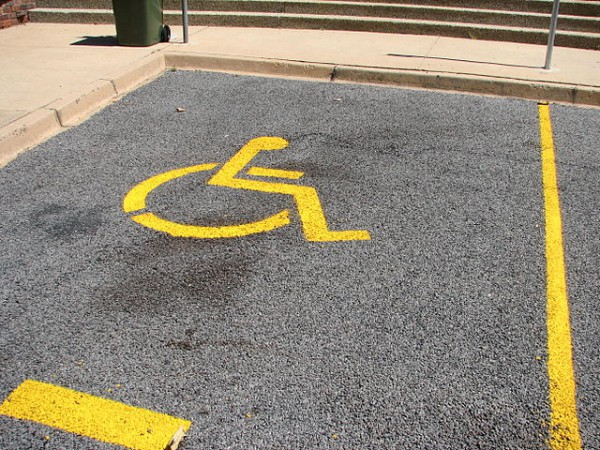 The blue badge scheme in Wales has been expanded to include people with temporary mobility problems