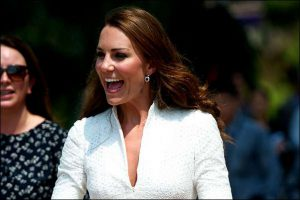 Kate Middleton, HRH The Duchess of Cambridge, will be visiting Caerphilly Children's Centre in Energlyn. Picture by Ricky Wilson
