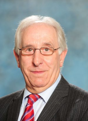 Council leader Keith Reynolds