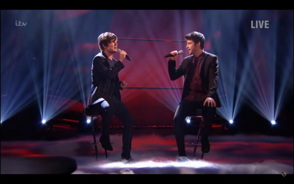 FINAL FOUR: Into The Ark perform on ITV's The Voice