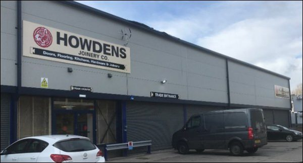 OPEN: Howdens at Pinewood Court