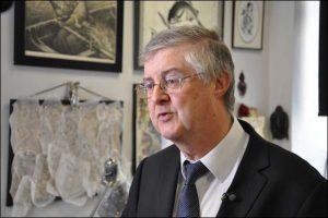 Finance Secretary Professor Mark Drakeford