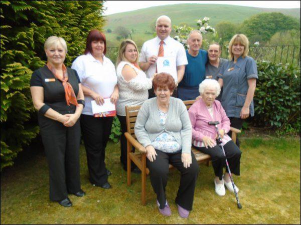 The Abermill Care Home in Abertridwr