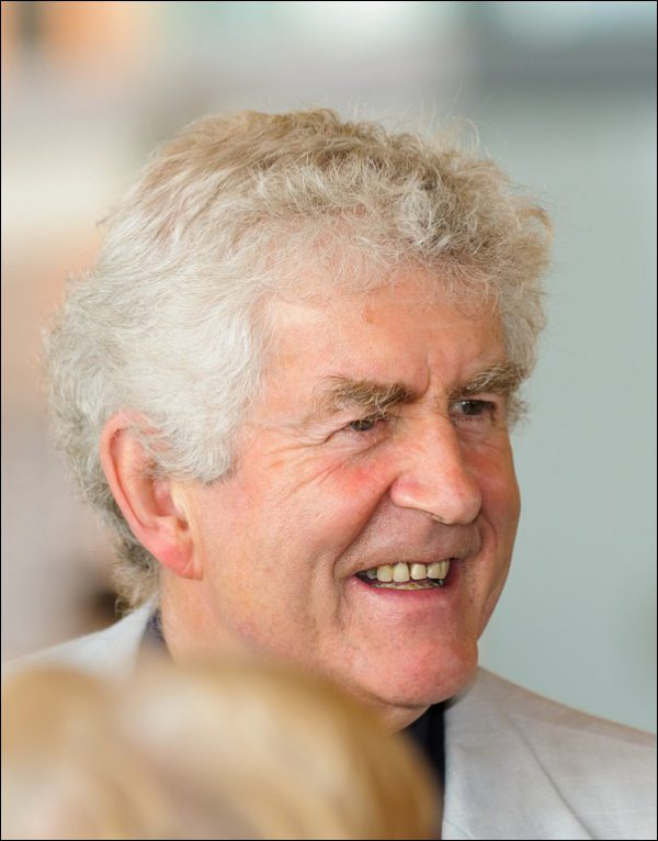 Former First Minister, Rhodri Morgan. Photo by National Assembly for Wales