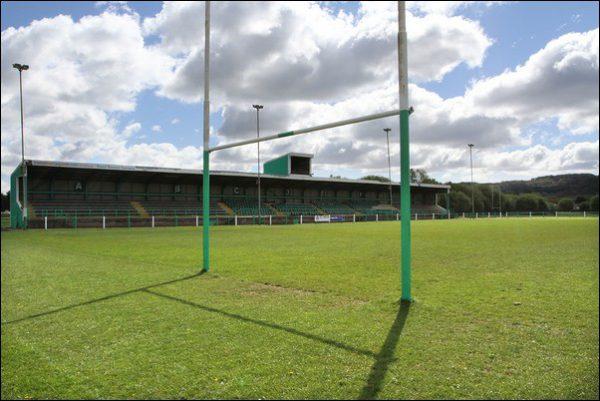 Caerphilly RFC's Constructaquote Stadium ground. Photo by JoanneBurgessPhotography.com
