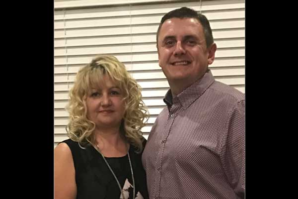 Leanne and Carl Phillips, directors of CP General Services Ltd