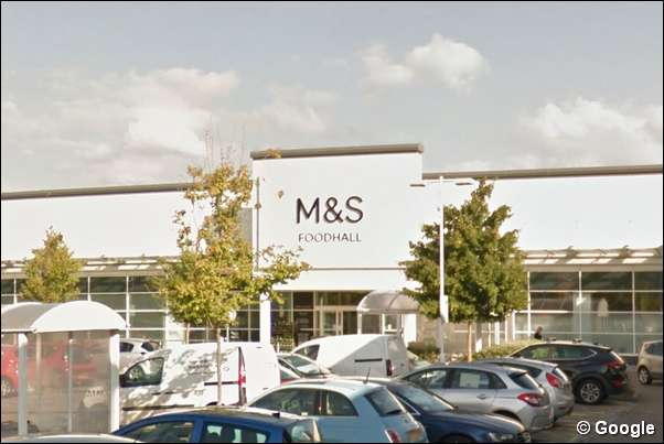Marks and Spencer's Foodhall in Llanishen