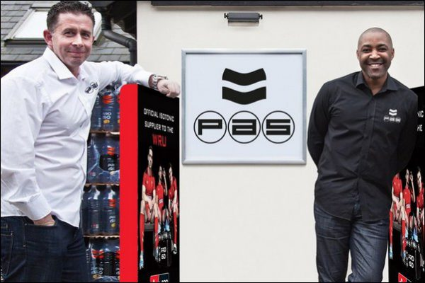 ROAR: PAS was set up by Jon Williams BSc and former Olympic Sprinter Darren Campbell MBE