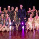 Plas Y Felin & SSE at Strictly Top Dancer