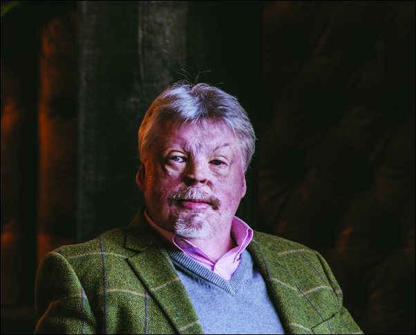 Falklands veteran Simon Weston, from Nelson, will be speaking to Caerphilly Business Forum