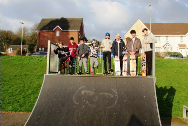 Nearly £25,000 will be spent to improve a popular skate park in Risca