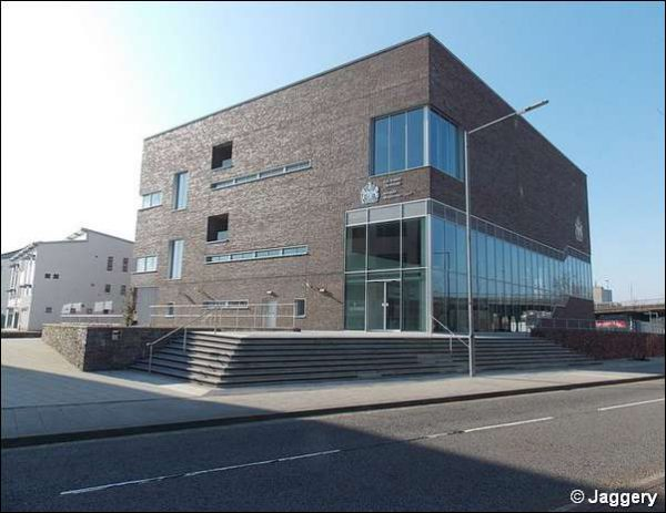 Newport Magistrates' Court