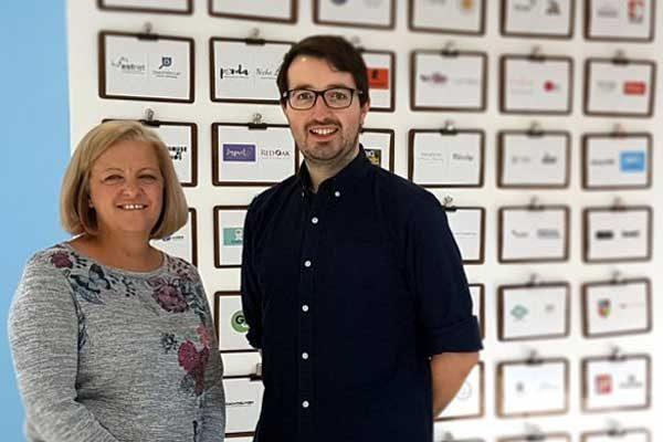 Mandy Weston and Gareth Jones