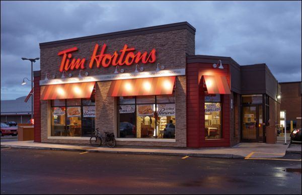 Tim Hortons is set to open a branch in Caerphilly