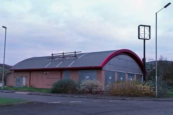 The former Pizza Hut near Crossways