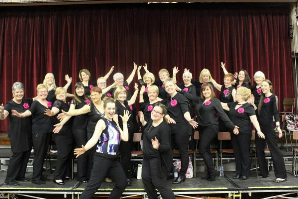 The Melody Makers choir