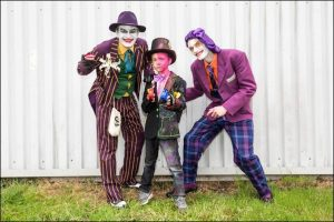 WHY SO SERIOUS?: Caerphilly Comic Con has expanded for 2018. Picture by Tracey Paddison