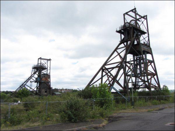Penallta Colliery closed in 1991 © Gareth James (CC)