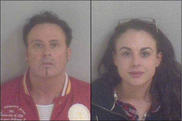 Baden Williams and his daughter Latasha Perry were both jailed for attempting to smuggle people into the UK
