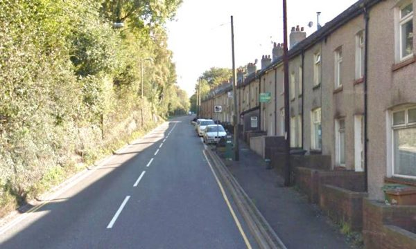 Hafodyrynys Road is one of the most polluted streets in the UK outside of London