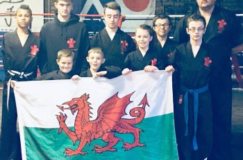 Fighting Dragons Karate and Kickboxing is based in Abertridwr