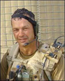 Sergeant Major Michael Williams