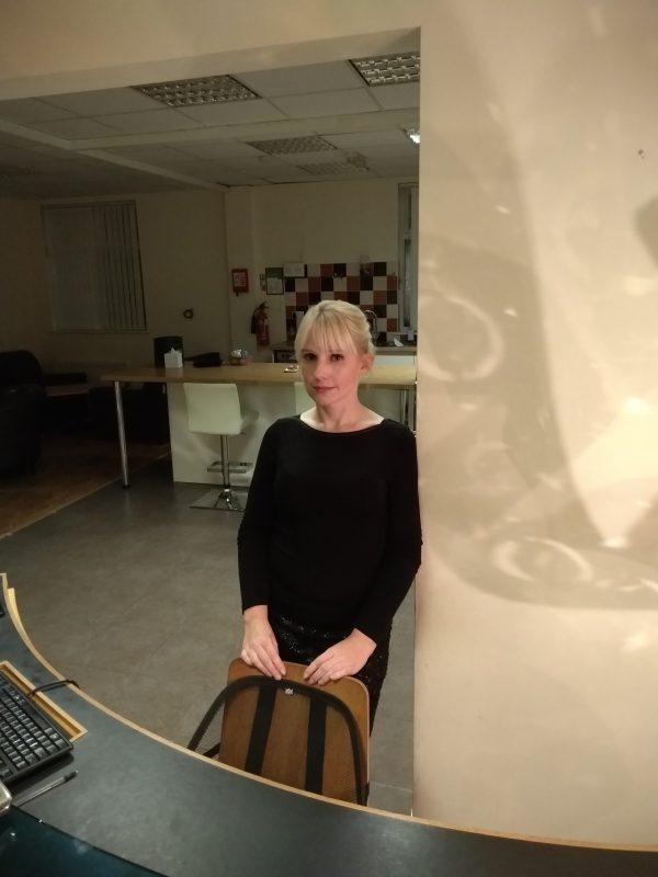 Dr Sarah Bruton, owner of Captiva Spa
