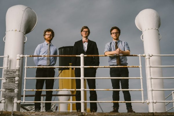 Public Service Broadcasting will be performing at Caerphilly Castle