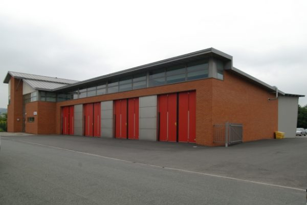 Caerphilly Fire Station opens doors as part of recruitment campaign