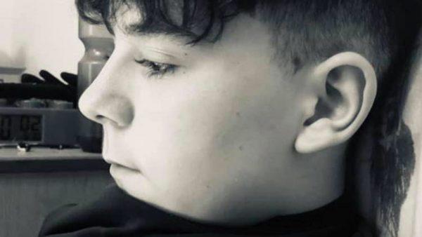 Carson Price, 13, was found unconscious at Ystrad Mynach Park