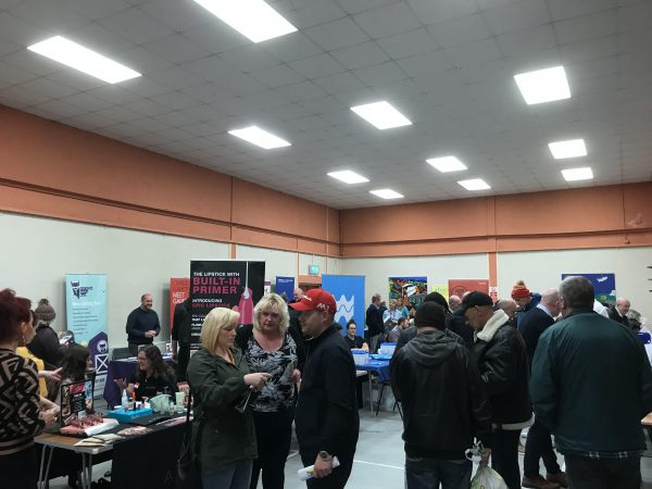 More than 100 attend jobs fair in Rhymney - Caerphilly Observer