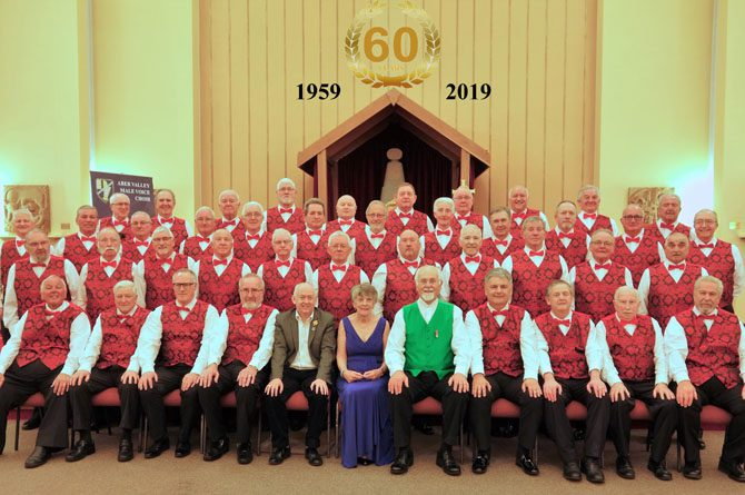 Aber Valley Male Voice Choir