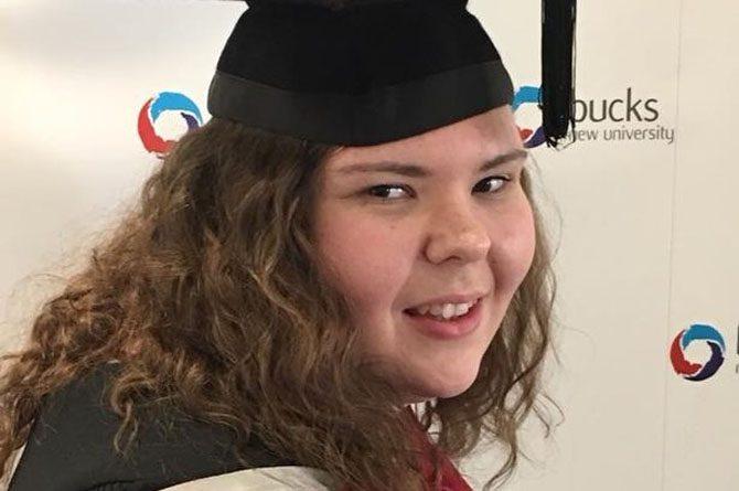 Laurie Jones, 23, from Pontllanfraith, died on October 1