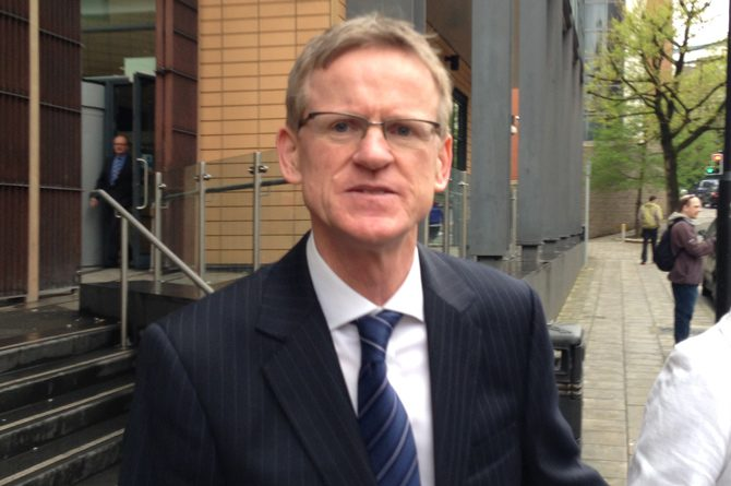 Caerphilly County Borough Council's former chief executive Anthony O'Sullivan