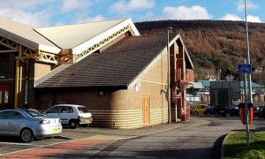 Newbridge Leisure Centre